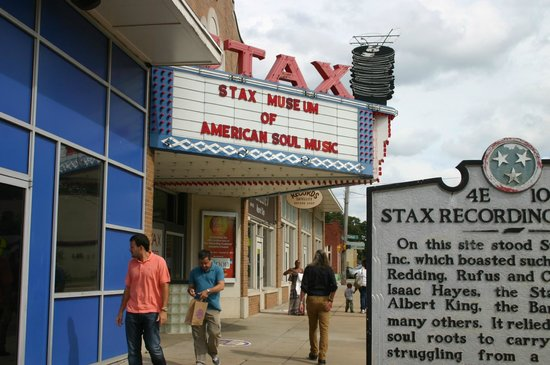 Stax Museum of American Soul Music: Stax Museum