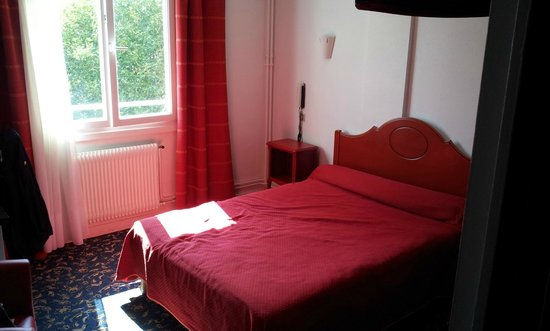 Hotel Victor Hugo : Tolles  und sauberes Zimmer