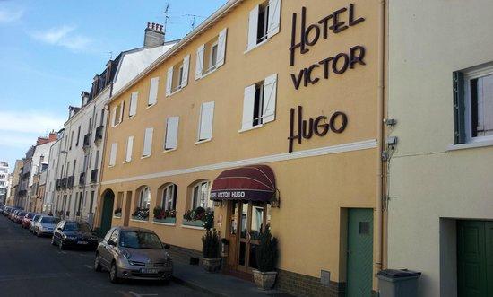 Hotel Victor Hugo : schöne ruhige Lage