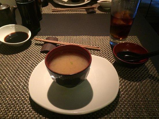 Wasabi: Sopa miso