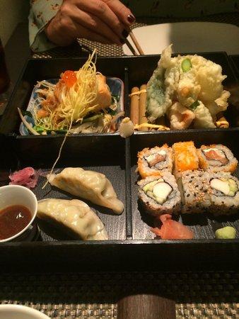 Wasabi: Uno de los Box