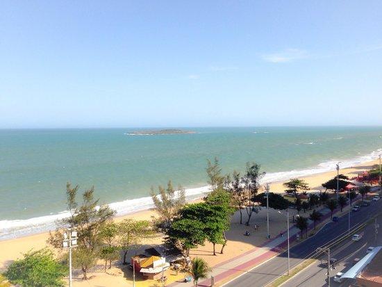 Itaparica Beach: Praia de Itaparica, Vila Velha / ES (out.2014)
