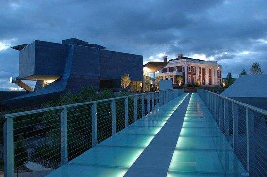 Garden Walk Chattanooga: Ruth Holmberg Glass-Bottom Bridge