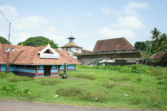 Mattancherry Palace: Temple
