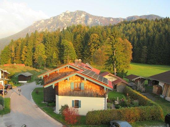 Landhotel Binderhäusl: A view from our room