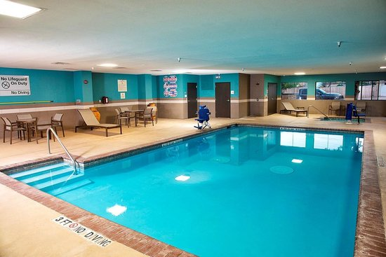 Hampton Inn & Suites Amarillo West: Heated Indoor Pool