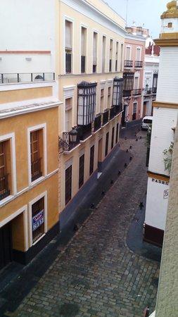 Hotel Maestranza: vista desde la habitacion