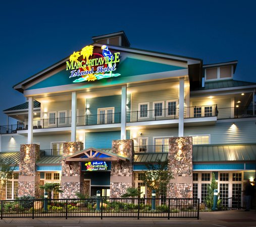 Key West Apartments: Margaritaville Island Hotel (Pigeon Forge, TN)