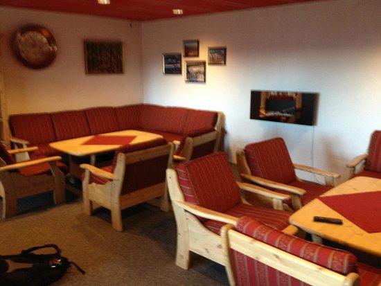 Trolltun Gjestegard: Sitting Area