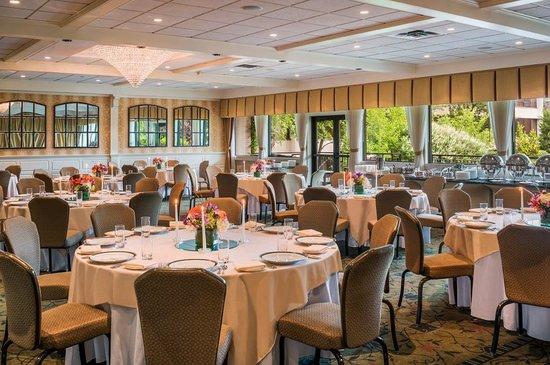 Radnor Hotel Terrace Room Banquet