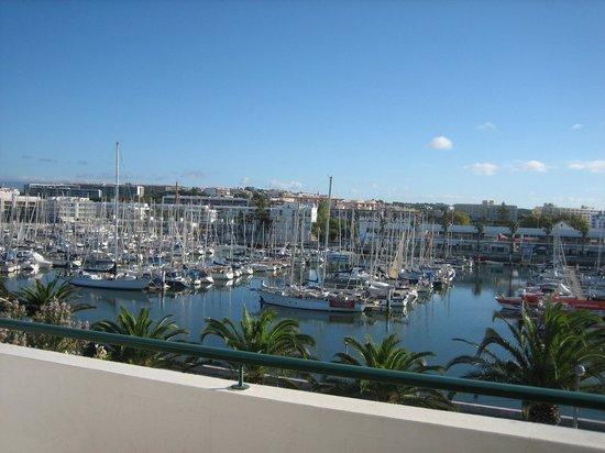 Hotel Marina Rio : Marina view from room 306