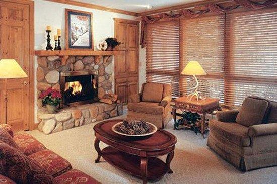 Lion Square Lodge Condominium Living Room