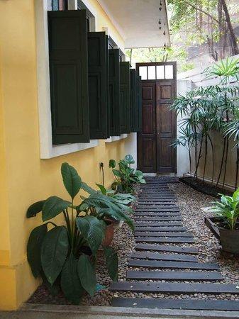 Baan Pra Nond Bed & Breakfast: A pretty corner at Baan Pra Nond