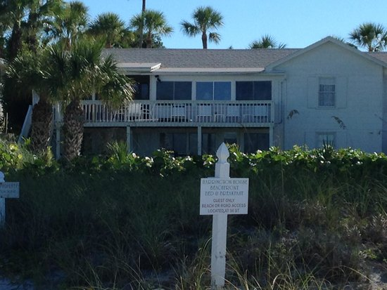 Harrington House Beachfront Bed & Breakfast: Dodt House