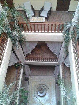 Les Terrasses d'Essaouira : patio