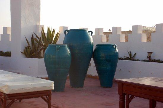 Les Terrasses d'Essaouira: terrasse