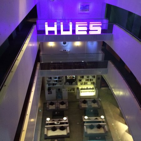 Aurora lounge terrace dubai restaurant reviews phone for Hues boutique hotel location