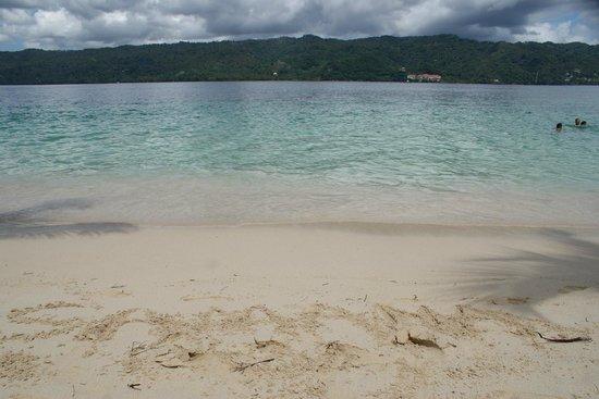 The Bannister Hotel & Yacht Club: Cayo Levantado Beach