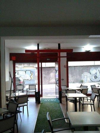 Noh - Il Teatro del Te: la sala da Tè
