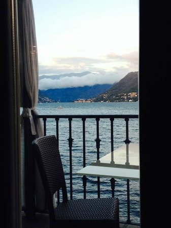 Hotel Villa Flori: View from the bar