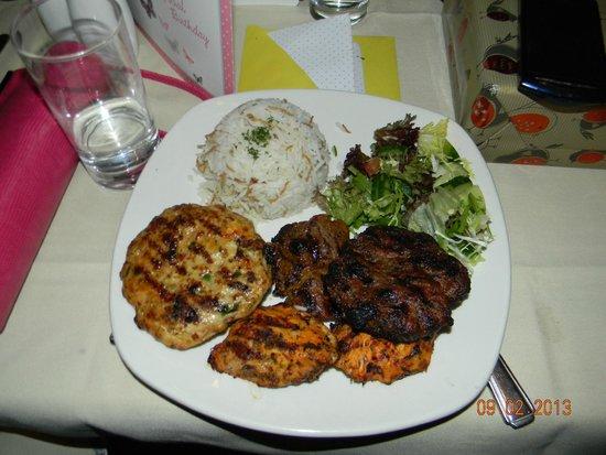 Adiva Restaurant : My Main