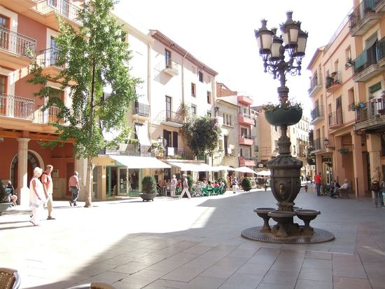 TRYP Port Cambrils : The old town