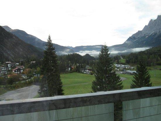 Hotel MyTirol : Uitzicht hotelkamer