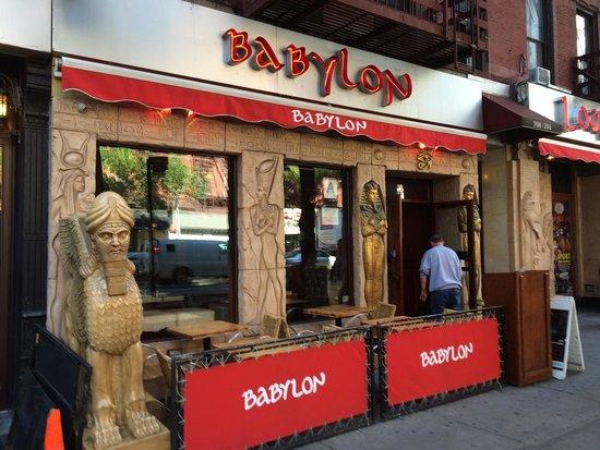 Babylon Hookah Bar And Lounge New York City Kips Bay Restaurant Reviews Phone Number Photos Tripadvisor