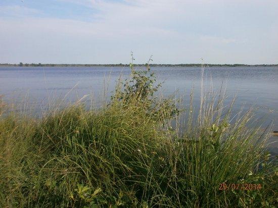Dornum, Tyskland: ewiges Meer