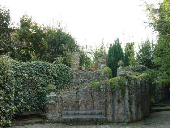 San Lodovico Institute: looking into the garden