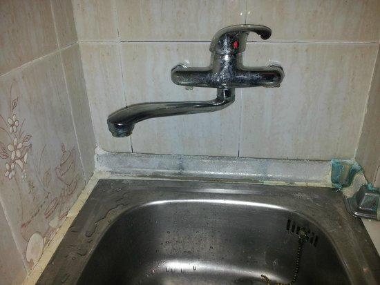 Aparthotel Sunny Beach: kitchen sink