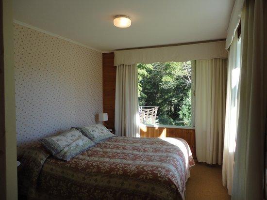 Hotel Salto del Carileufu : Quarto Standard do Hotel