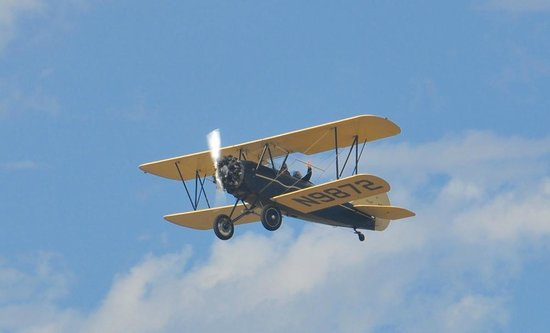 Fun Flights Biplane Rides