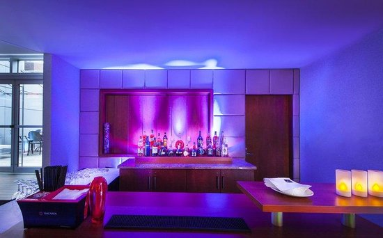 Hotel Le Crystal: Boudoir