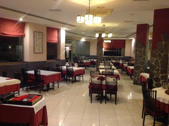 Restaurante: Salón