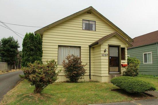 Aberdeen, WA: Дом, в котором прошло его детство