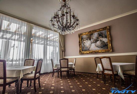 Hotel Tajty : Sala konferencyjna