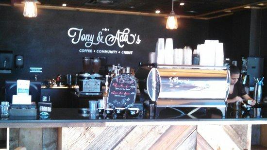 Tony & Ada's Coffee Cafe