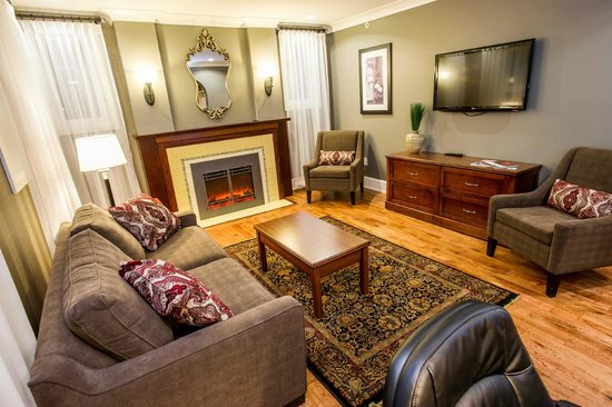 Hume Hotel & Spa: Horace D. Hume Suite