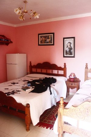 Hostal Casa La Torres Padron : Room