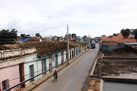 Hostal Casa La Torres Padron : View from the rooftop