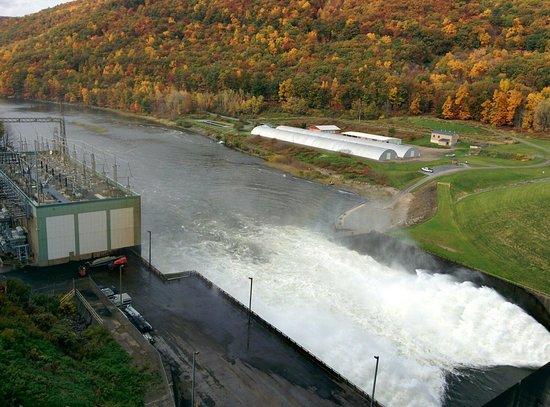 Kinzua Dam: Zinzua dam