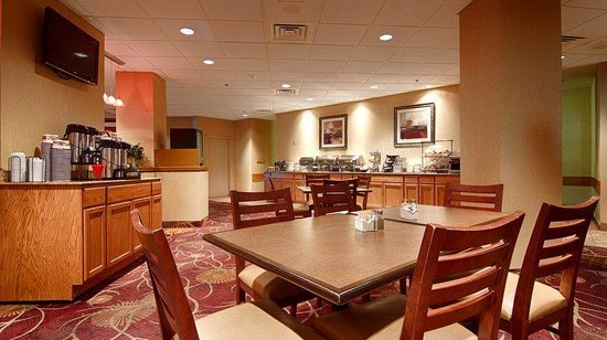 Ramada East Syracuse Carrier Circle: Breakfast Area