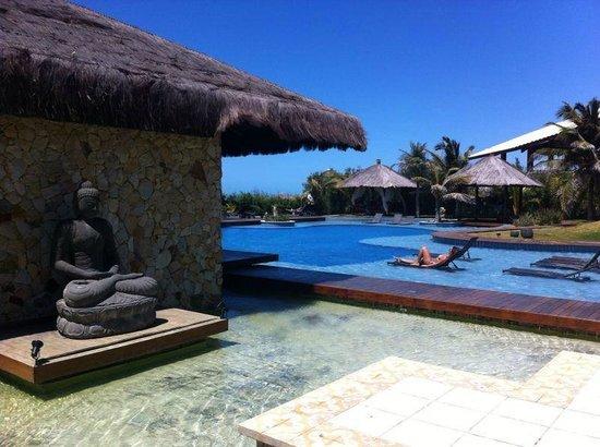 Zorah Beach Hotel Piscina Do