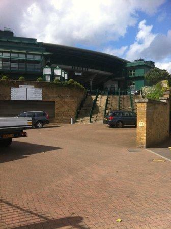The All England Lawn Tennis Club: The All England Club