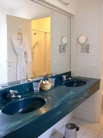 Domaine du Jas: Bathroom