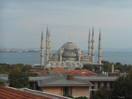 Nena Hotel: view of Blue Mosque