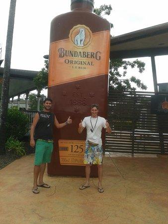 Bundaberg Railway Museum: big bundi