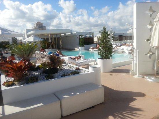 Dream South Beach : Roof top