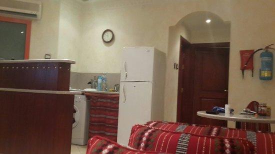 Al Liwan Suites : Al Liwan hotel